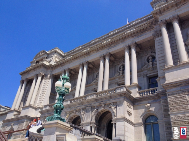 Jefferson Building Library of Congress
